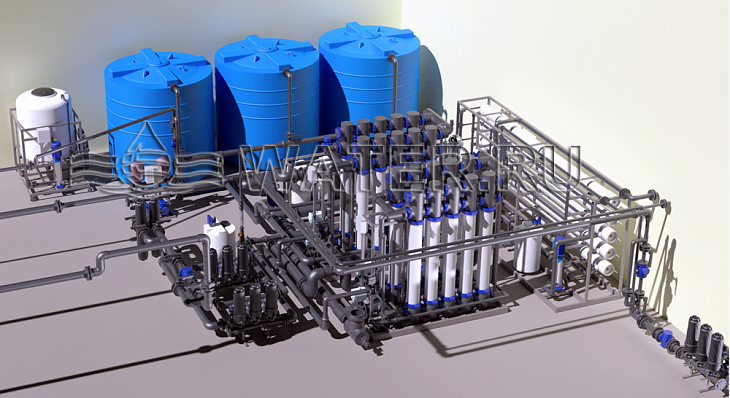 проект системы водоподготовки